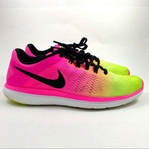 Mens Nike Flex 2016 RN Running Shoes Size 10.5